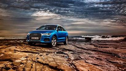 Audi Q3 Suv 4k Background Wallpapers