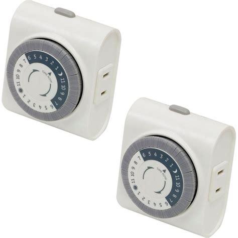 christmas light timer home depot outdoor light timer for home intermatic t101r spst 24hr