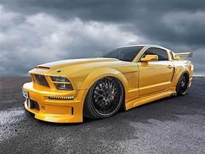 Slammer - Mustang Gtr by Gill Billington   Mustang gtr, Mustang, Ford mustang gt