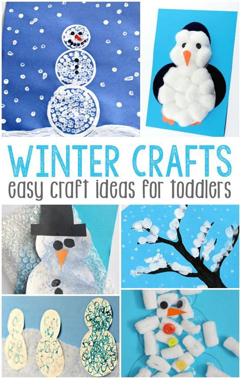 25 best ideas about winter crafts for toddlers on 227 | ec70e38901930f320ccfc1c4051cf4d4