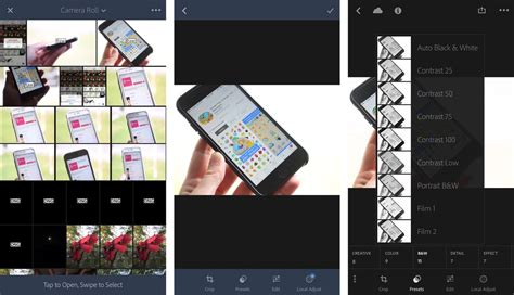 edit on iphone how to import and edit photos on your iphone or