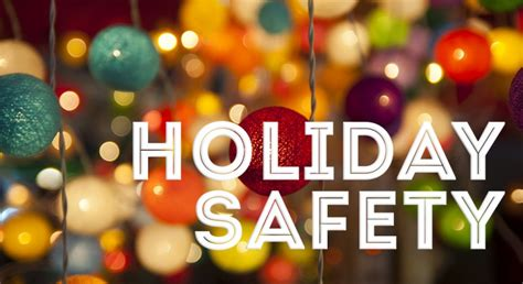 how to have a safe holiday 700 children s