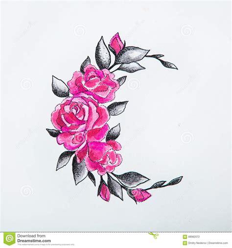 28 moon flower sketch by lunascura vintage ethnic pattern henna sun lotus flower and pen