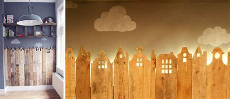 deco chambre bois décorer une chambre d 39 enfant avec des palettes les