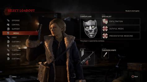 zombies ww2 duty call nazi character game loadout five customize level ign dominate tips different choose before fully hit