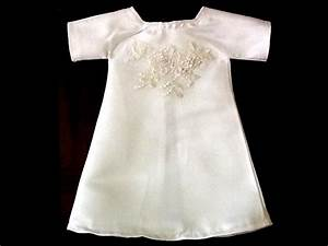 donated wedding dresses become quotangel gownsquot for babies With donate wedding dress for angel gowns