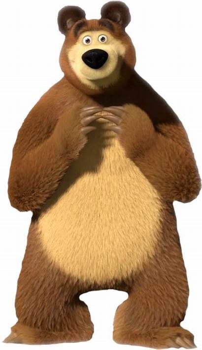 Masha Oso Bear El Clipart Pikpng
