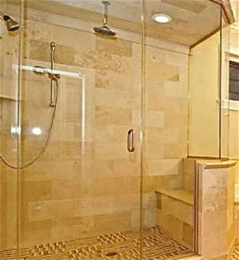 framedframeless glass shower enclosures doors orange