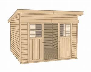 Gartenhaus 4 X 3 : pultdach ger tehaus mit gro er schiebet r bxt 3x2m ebay ~ Orissabook.com Haus und Dekorationen