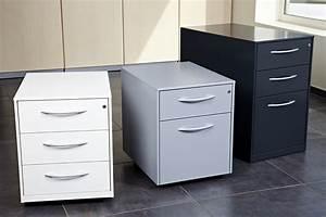 Caisson Rangement Bureau : caisson de bureau metallique ~ Teatrodelosmanantiales.com Idées de Décoration