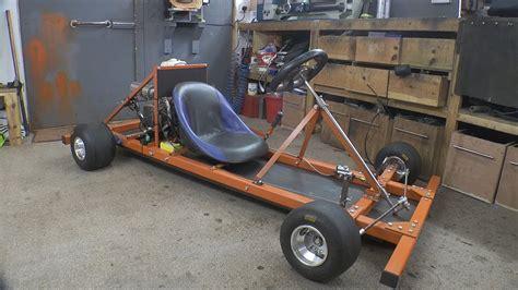 homemade truck go kart how to build a wooden go cart the best cart