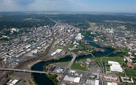 About Spokane - City of Spokane, Washington