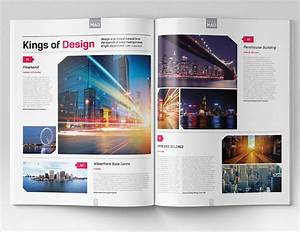 indesign brochure template 33free psd ai vector eps With magazine layout templates free download