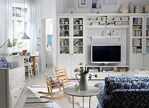 Furniture for small spaces ikea antevortaco stylish best for Ikea black gloss living room furniture