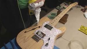 Fender Thinline Telecaster Setup