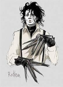 Edward Scissorhands by iago-rotten on DeviantArt