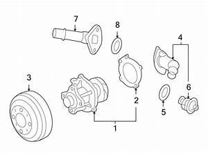 Buick Rainier Engine Coolant Thermostat Kit  4 2 Liter  S