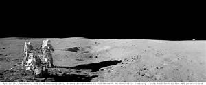 Image Gallery moon panorama