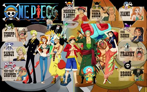 piece crew wallpaper wallpapersafari