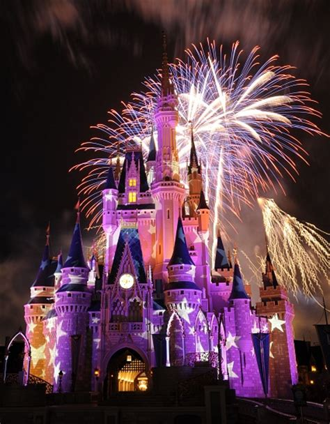 Disney World Set For Fireworks Displays In Three Of Its