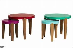 Tables Gigognes Ikea : tables gigognes ~ Teatrodelosmanantiales.com Idées de Décoration