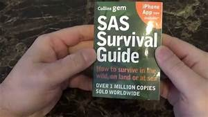 Sas Survival Guide  How To Survive In The Wild  On Land Or