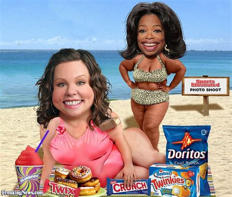 melissa mccarthy swimsuit oprah and melissa mccarthy the plus size swimsuit models