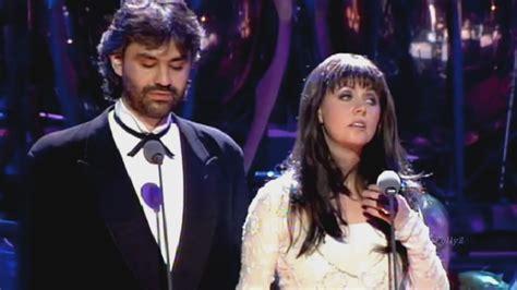 Sarah Brightman & Andrea Bocelli