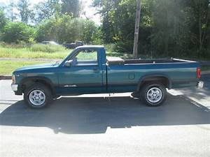 Buy Used 1996 Dodge Dakota Slt Heavy Duty 4x4   3 9l V6