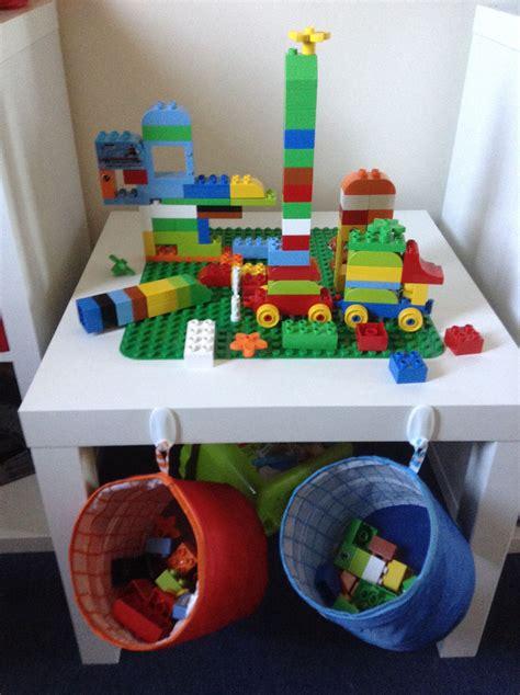 Ikea Hack Kinderzimmer Lego by Ikea Hack Duplo Table Spielzimmer Ideen Lego