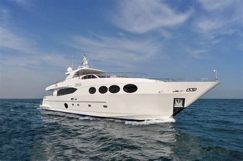 Biggest Charter Boat In The World by Luxury Motor Yacht Majesty 105 By Gulf Craft The Largest