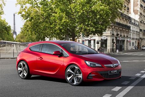 2018 Opel Astra J Gtc Pictures Information And Specs