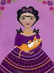 Frida Kahlo Kunstwerk : 8 besten art bilder auf pinterest zeichnen lustiges und acrylbilder ~ Markanthonyermac.com Haus und Dekorationen