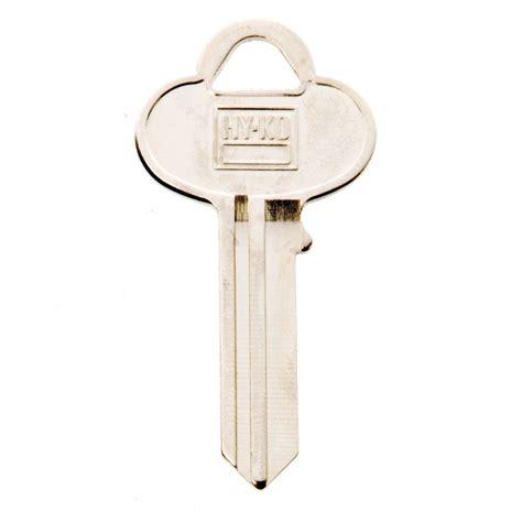 Hyko M70 Blank Master Lock Key11010m70  The Home Depot