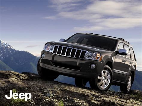 Jeep Grand Cherokee Wallpaper Hd