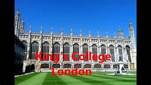 7 King's College London - YouTube