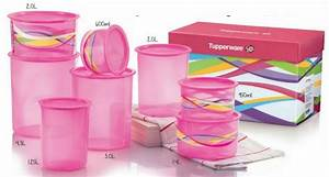 Tupperware Lovely One Touch Set End 12262017 915 PM