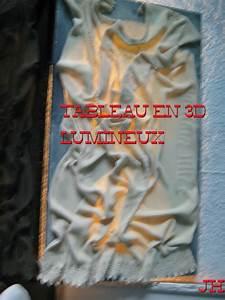 Tableau Lumineux Message : tableau 3 d lumineux ~ Teatrodelosmanantiales.com Idées de Décoration