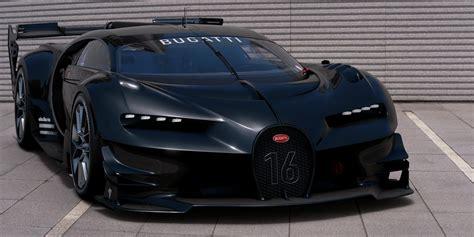 How can it be the other bugatti won the one that looks like the bugatti divo. Supercars Gallery: Bugatti Vision Gran Turismo Bugatti