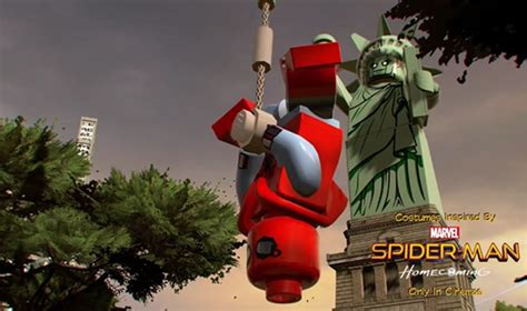 lego marvel super heroes   feature spider man