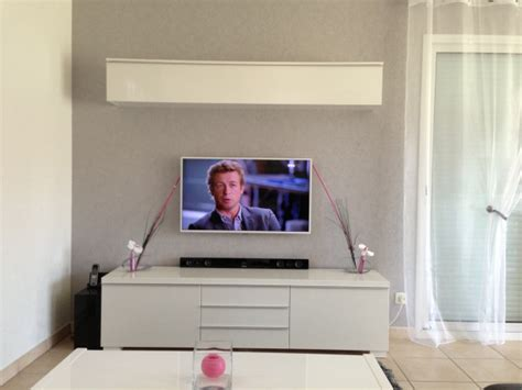 171 installer sa tv au mur conseils astuces et photos page 183 187 29883755 sur le forum