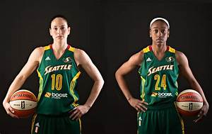Together We Rise -- The Seattle Storm WNBA Team ...