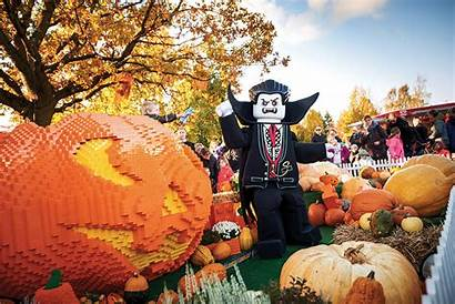 Halloween Unidos Estados Legoland Traveler