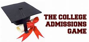 the college admissions game part 5 the admissions With college admissions consultant