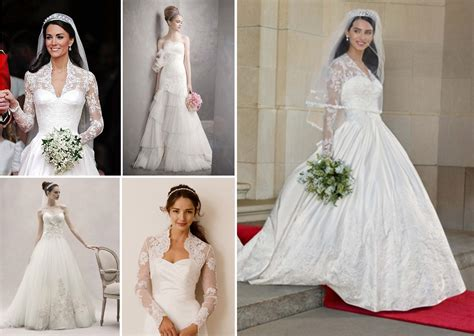 Kates Wedding Dress : Princess Kate Wedding Dress