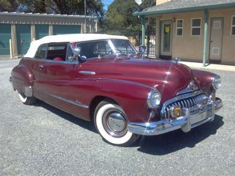 Buick Trucks For Sale by 1948 Buick Convertible Supra Don T Want A Convertible
