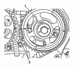 What Is The Timing Set For A Chevy Aveo 2004