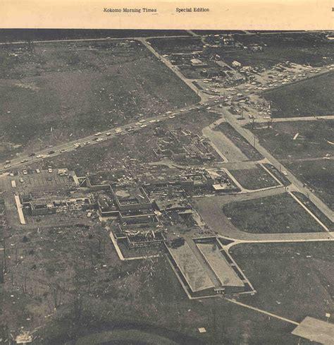 Kokomo and Russiaville Damage April 1965