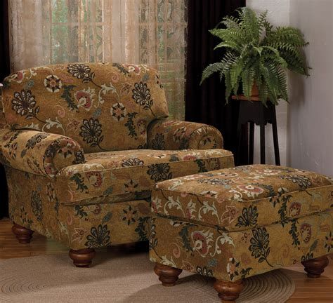 Overstuffed Chairs With Ottoman by Overstuffed Chairs And Ottomans Home Design Ideas
