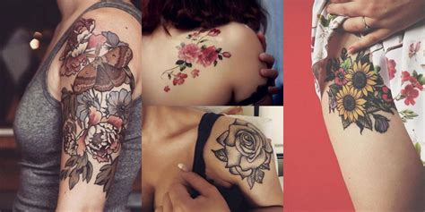 tatuaggi a fiore inkgod autore a tatuaggi ink italia